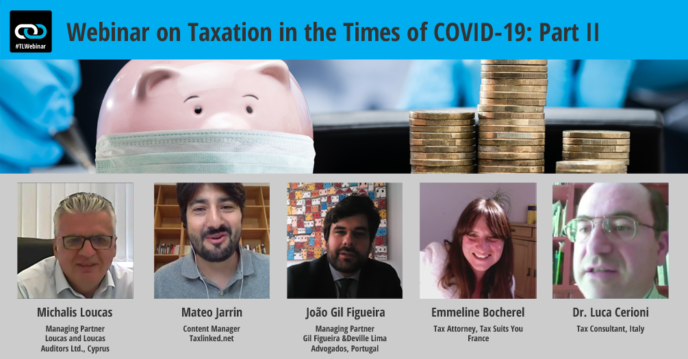 Taxation in the Times of COVID-19: Part II