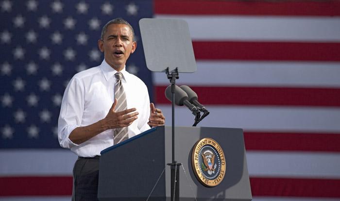 Essay on Biography of President Barack Obama - Words   Bartleby