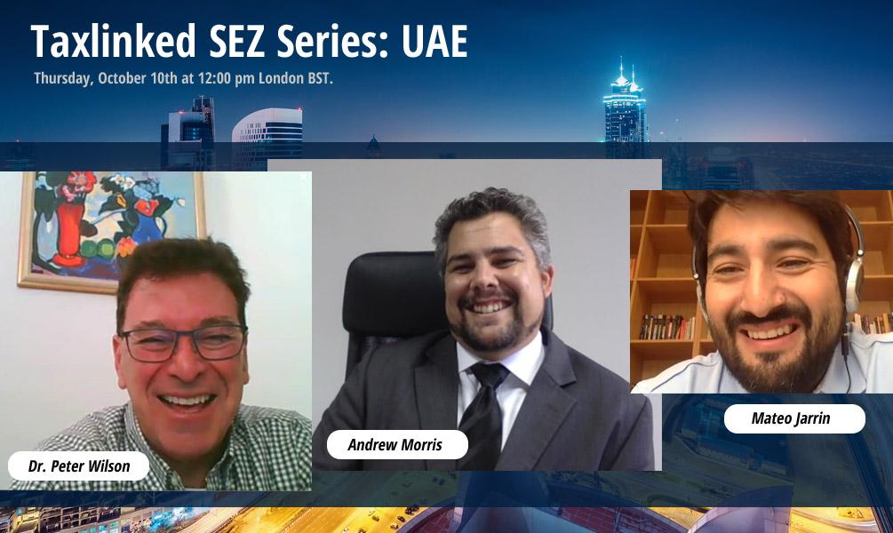 Special Economic Zones in the UAE: The Full Transcript