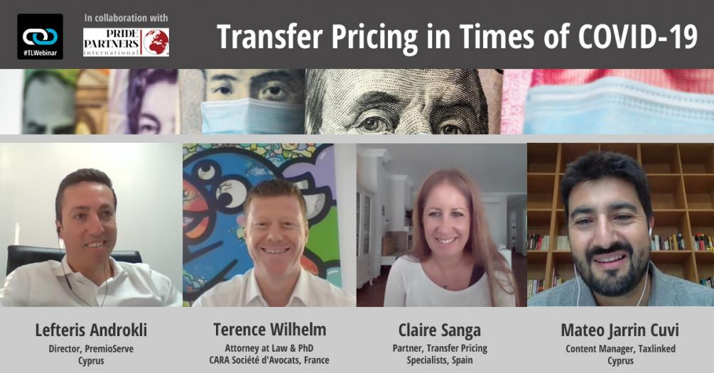 Transfer Pricing in Times of COVID-19: The Transcript